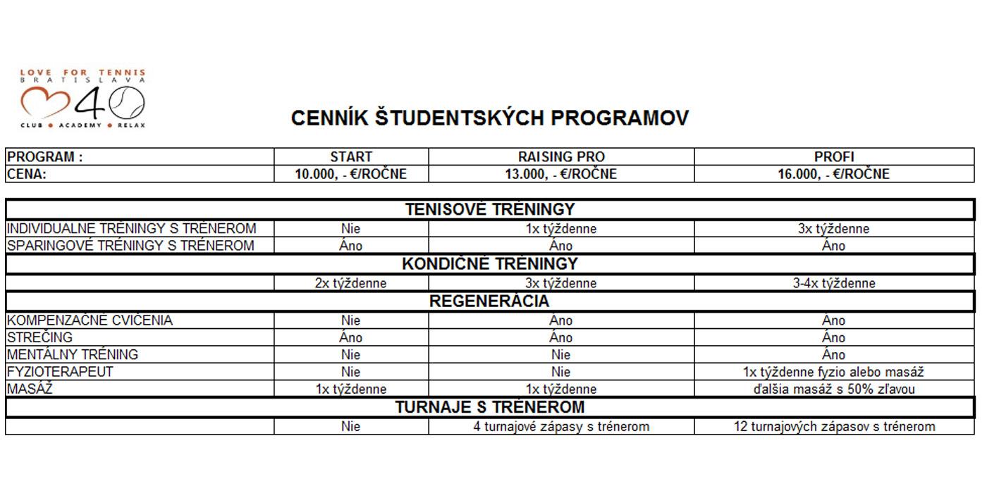 CENNIK_STUDENT_SVK