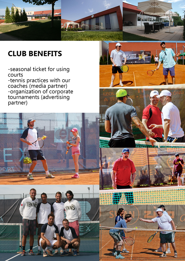 Club-benefits