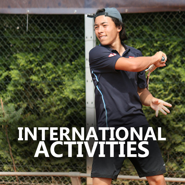 INTERNATIONAL-ACTIVITY