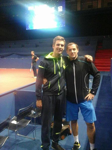 GOMBOS Norbert (103 ATP), IGNATIK Uladzimir (137 ATP)
