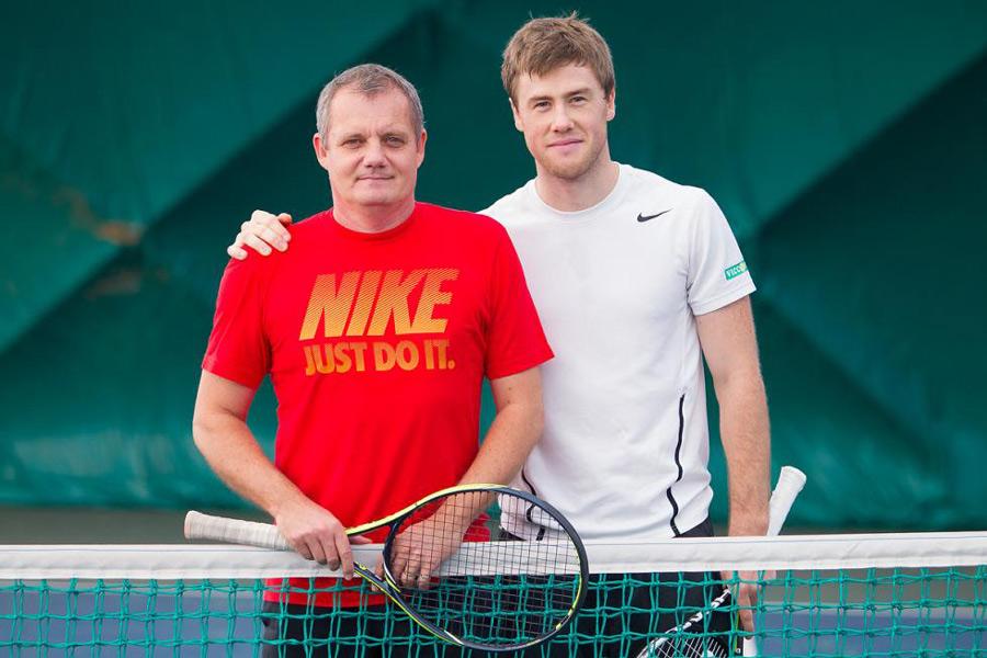 TÓTH Tibor (coach), MARCHENKO Illya (67 ATP)
