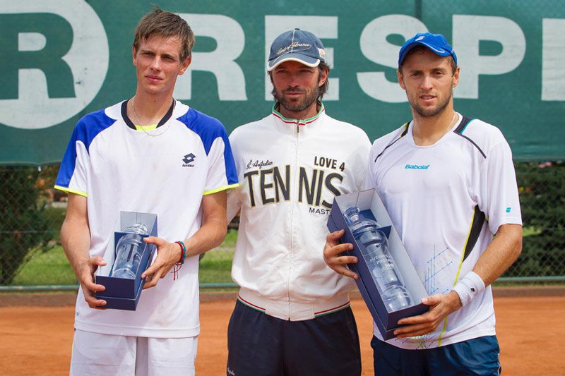 SINGLES FINAL PHOTO GALLERY (Milan Hutera, Tennis Arena)