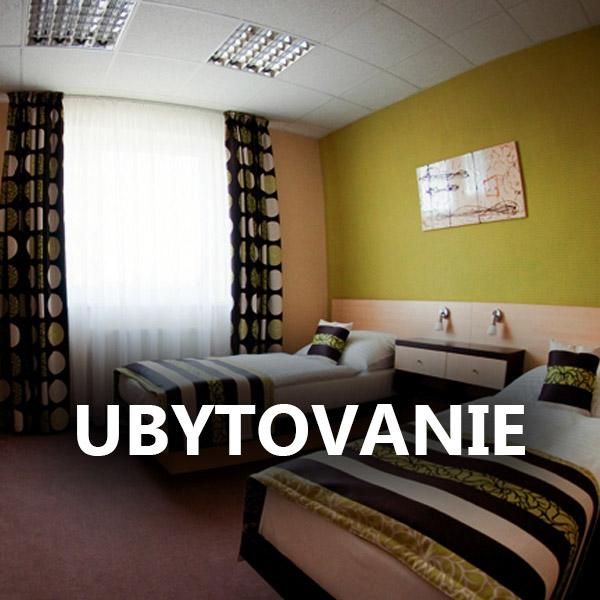 UBYTOVANIE